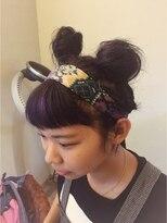 ヘア デザイン スタイリー(Hair Design stylee)ハロウィンスタイル1