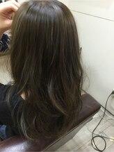 ファシオ ヘア デザイン(faccio hair design)イルミナカラー×3Dカラー