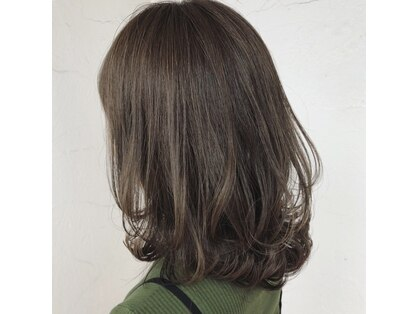 ゴッドヘアーアンドメイク 前橋元総社店(GOD Hair&Make)の写真