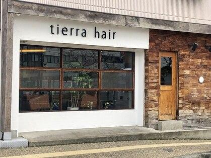 ティエラ ヘアー(tierra hair)の写真