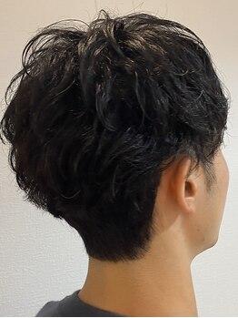 ヘアーデザイン ビバース(hair design vivarth)の写真/《志木駅南口徒歩2分》朝9時OPEN!学生~ビジネスマンまで王道のモテ髪スタイルならvivarthへお任せ下さい☆