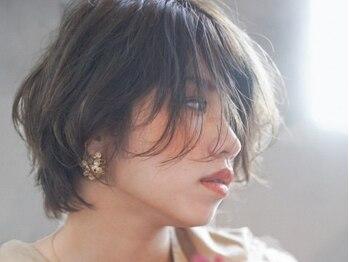 ヘアーループレル(Hair ruup Rell design works)の写真/ショートヘアこそ似合わせが大切★小顔効果でもっと可愛く☆骨格や顔のパーツに合わせて似合うショートに!