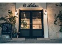 リリアン(Lillian)の雰囲気(入口)