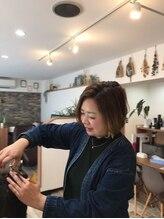 アートアンドヘアーデザイン ダイアリー(Art Hair design Diary)四丸 知佳