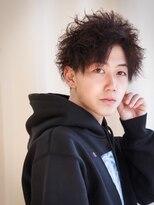 ベンケイ(HAIR AVENUE benkei)【無造作の極み】ツイストスパイラルパーマ
