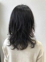 アドゥーヘア ヴィス(A do hair vis)レイヤーゆるパーマ