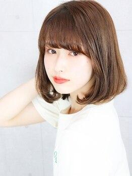 アンフィ(Amphi)の写真/髪質改善で人気の「美髪チャージ」で上質なうるツヤ髪に!業界話題のTOKIO/ハホニコ/オーガニックTRも取扱◎