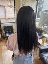 ヘアメイク スコア(Hair Make S CORE)サラ艶ストレート