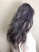 ヘアサロンエム フィス 池袋(HAIR SALON M Fe's)blue lavender