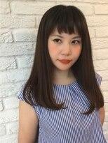 ティコラ ヘアファクトリー(teaco.la hair factory)艶サラストレート