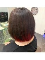 ネオヘアー 京成曳舟店(NEO Hair)ビビッドインナーボブ【京成曳舟】