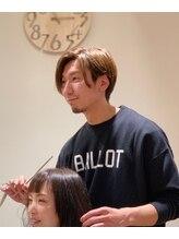 カフーヘアー スパ メイク(kafuu hair spa make)ヨシオ