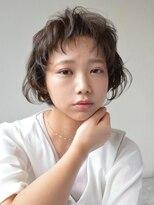 【soy-kufu】エアリーショートボブ