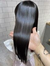 ループウエスト(LOOP WEST)髪質改善 水素トリートメント