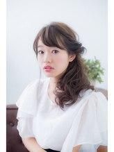 ネオリーブギンザ(Neolive GINZA)【NeoliveGINZA】ルーズなサイドアレンジ☆