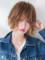 《Barretta/蒲田699》☆マッシュウルフ×エアリーショート☆