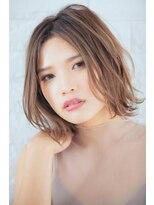 リル ヘアーデザイン(Rire hair design)【Rire-リル銀座-】小顔☆ゆるふわボブ
