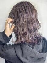 ソース ヘア アトリエ 京橋(Source hair atelier)【SOURCE】アメジストグレージュ