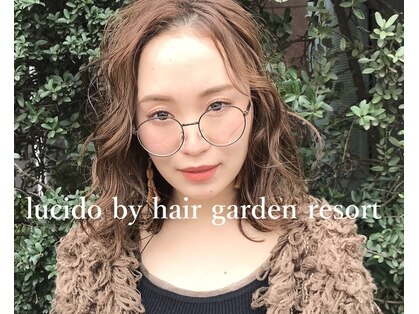 ルシードスタイル(LUCIDO STYLE by HAIR GARDEN RESORT)の写真