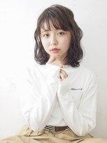 コクリ(kokuri)【梶谷担当】透明感抜群ミルクティーグレージュが可愛い♪
