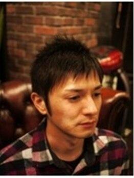 エルベスアクト(ELVESACT)の写真/志木駅東口徒歩1分◆【メンズカット¥3000】身だしなみ、だけでない「綺麗男への扉」、今開きましょう…☆
