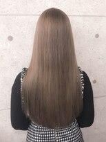 アールプラスヘアサロン(ar+ hair salon)ミルクティー*ベージュ