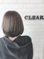 ヘアーアンドメイククリアー(Hair&Make CLEAR)グラデーションボブ