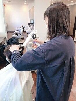 ラ クオーレ 鹿沼店(La Cuore)の写真/髪のお悩みからデザインまでなんでもお気軽にご相談ください。