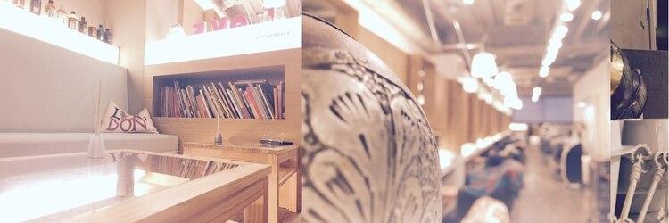 ジオアートファクト(gio artfact)のサロンヘッダー