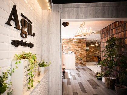 アグ ヘアー オルガ 浜松駅前店(Agu hair Olga)の写真