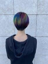 プログレス 守谷店(PROGRESS)派手髪カラー
