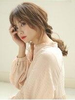 #デザインカラー#ラベンダーピンク#美髪ケア#ショコラ梅田