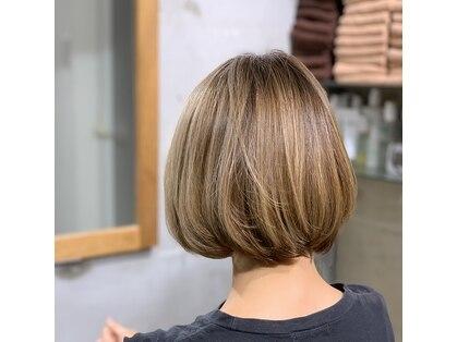 ハナワ エビス トウキョウ ヘアーサロン(HanaWa ebisu tokyo hair salon)の写真