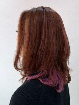 ヘアーレイズ(Hair Raise)の写真/【Hair Raise】ではトレンド~定番カラーまで幅広く対応致します。種類豊富にご用意して待ちしております。