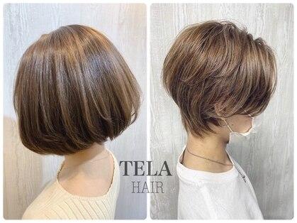 テーラヘアー 南行徳店(TELA HAIR)の写真