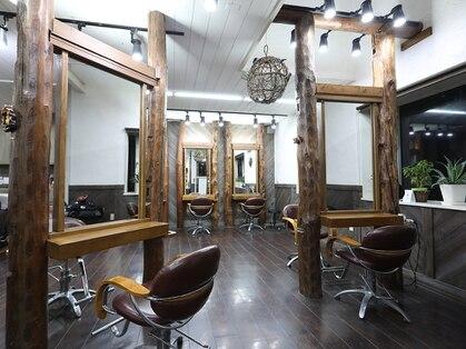 ヘアーメイクフィリックス 学園店(HAIR MAKE FELIX)の写真