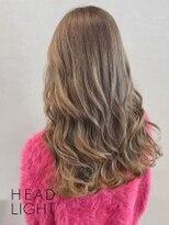 フローレス バイ ヘッドライト 三鷹店(hair flores by HEADLIGHT)スモーキーベージュ_SP20210302