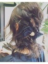 コレット ヘアー 大通(Colette hair)パーティー×アレンジ