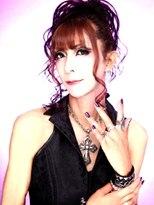☆ヴィジュアル系☆『女形♂フルメイク+ヘアセット~』 (*^▽^*)
