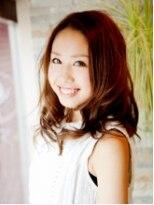 オーガニックサロン フェイス 梅田店(organic salon face)今旬のルーズ髪