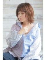 キース ヘアアンドメイク(kith. hair&make)恵比寿kith.本田×シンプルハネミディ