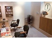 ヘアーアトリエア イヴィー(Hair Atelier Ivy)の雰囲気(プライベートサロンの為、ゆったりできる空間作りです♪)
