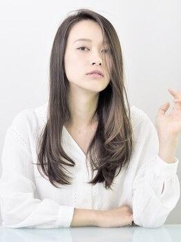 """ポッポ(POPPO)の写真/""""美髪×ストレート""""を叶えるADSTの最新アイロンでしっとりまとまる◎ダメージレスで扱いやすいstyleに。"""