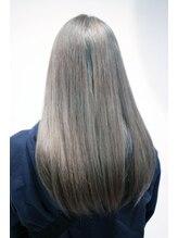 エメールヘア(aimere hair)スモーキーシルバー
