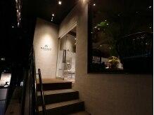 リゾートフォーヘアー 常盤店(Re SORT FOR HAIR)の雰囲気(階段を上がるとオシャレに解放された空間です)