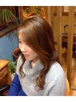 アンティース3 ヘアプロフェション(ANTIS3 HAIR PROFESSION)大人カワイイ、ミディアム・ロングパーマヘア