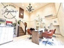 ヘアスタジオ ジュピター(hair studio jupiter)