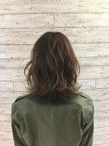ヘアサロン ドット トウキョウ カラー 町田店(hair salon dot. tokyo color)【dusty green】インナーカラーカラーリスト田中【町田】