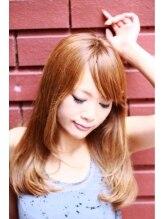 ヘアアンドデザイン ルヴォワール(hair & design Revoir)Revoir★艶×ストレート