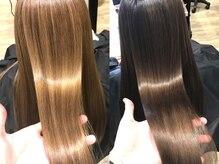 オリジナル★新発想のシルクトリートメントで髪質向上改善を!国内最高級ブランド【Aujua】取扱いも有り☆